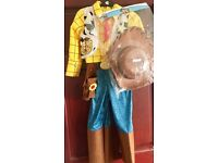 BOYS BRAND NEW Woody (Toy Story) dressing up outfit