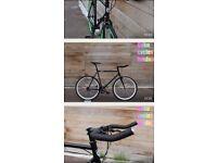 SALE single speed road bike fixie bicycle track bike road bike e