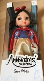 Disney Animator Doll - 1st Edition 'Snow White' doll (from Disney's Snow White and the Seven Dwarfs)