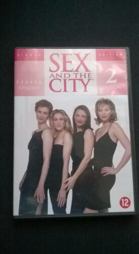 dvd sex in the city seizoen 2 episode 1 2 3 4 5 en 6