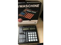 Native Instruments Maschine MK1 - Boxed in Fantastic Condition