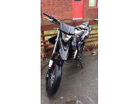 WR125X Motorbike