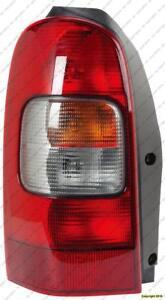 Tail Light Driver Side Chevrolet Venture 1997-2005