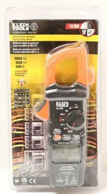 New - Klein Tools Cl700 600-amp Ac Auto Ranging Digital Clamp Meter