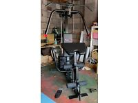 Complete Home Gym - Weights Machine/Home Fitness