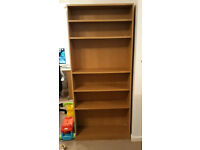 Bookcase in great condition - need to go this week