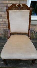 old pub chair