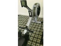 Concept 2 rowing machine model d pm3 monitor