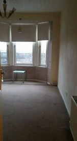 1 bed unfurnished flat to rent in Dumbarton