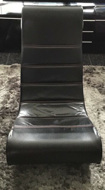 Marvelous X Rocker Rockster 2 1 Gaming Chair Black Foldable In Plaistow London Gumtree Squirreltailoven Fun Painted Chair Ideas Images Squirreltailovenorg