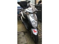 Sym Symply 50cc scooter 2016