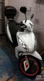 Honda Vision 50 Moped £900
