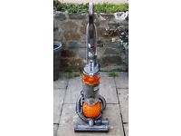 "DYSON DC25 ROLLERBALL ""ALL FLOORS"" VACUUM CLEANER SERVICED & CLEANED WITH 6 MONTH WARRANTY"