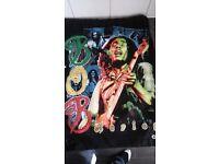 'Rare' Bob Marley cotton drawstring bag