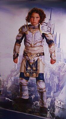 World Of Warcraft Halloween Costumes (Boys World of Warcraft KING LLANE Halloween Costume Purim Warrior S 6 M L 12)