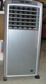 Evaporative Air Cooler with ioniser and remote control