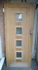 Heavy Duty Front Door For Man Cave Entry or Shed etc