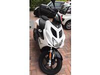 Yamaha Aerox R 50cc Moped - 2016