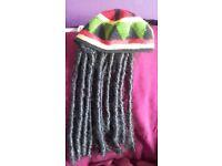 Reggae Rasta Hat