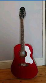 Rare Early Epiphone AJ45 guitar