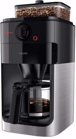 Philips Grind and Brew Coffee Machine in perfect condition