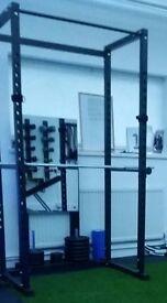 Power Rack/ Squat Rack like new