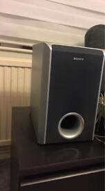 Sony subwoofer