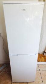 Logik LFC50W12 Fridge Freezer - White used very good condition
