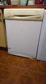 Beko dish washer hardly used