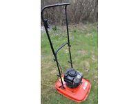 Petrol Lawnmower Allen Hover Mower Tecumseh 4.0hp Engine - Self Propelled Lawnmower