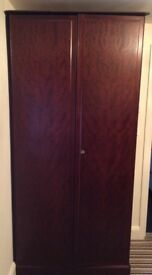 2 Double wardrobes Stag Minstrel range