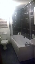 Fully furnished flat to rent, 1 bedroom, in Exeter Drive, Partick £525pcm