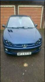 Peugeot 206 hdi 1.6 diesel £400 please read