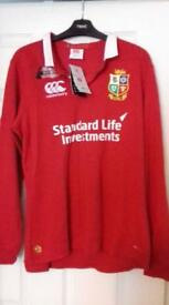 Brand new with tags British Lions 2017 Ladies shirt