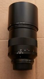 Zeiss 135mm f2 T* APO Sonnar for Nikon mount