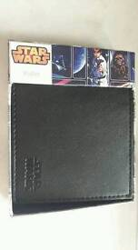 Star Wars Wallet NEW