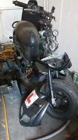 Peugeot Metal X 50cc Moped Spares/Repairs