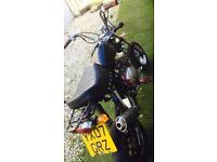 Monkey bike 125cc on road with mot not gilera zip cg Aprilia ts Kmx dtr 172