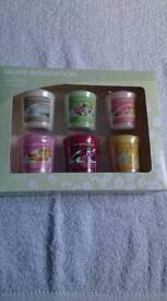 6 pack of Yankee Candle Home Inspiration candles. Never opened
