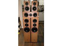 Gale Moviestar 5 Speaker System