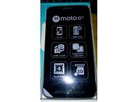 Motorola Moto E3 Mobile Phone - Black - New -