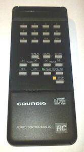 1-PEZZO-TELECOMANDO-rc8400cd-Grundig-598007080100-FINE-ARTS