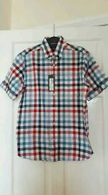Blue Harbour Regular Fit Shirt Size Small NEW WITH TAGS