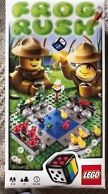 LEGO FROG RUSH 3854 BOARDGAME