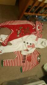 9-12 month christmas outfits