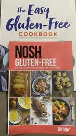 2 Gluten Free Recipe Cook Books