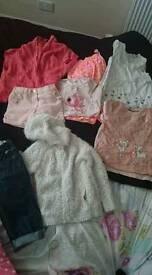 Girls 4-5/5-6 small bundle