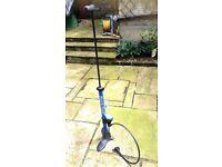 Almost-new standing bike air pump Big Blue Park Tool PFP 6. (Tyre pump, bike pump)