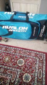 archery new avalon recurve bow bag back pack or handled bargain