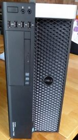 BARGAIN Ex Business Dell PC's / Workstations very fast very high spec